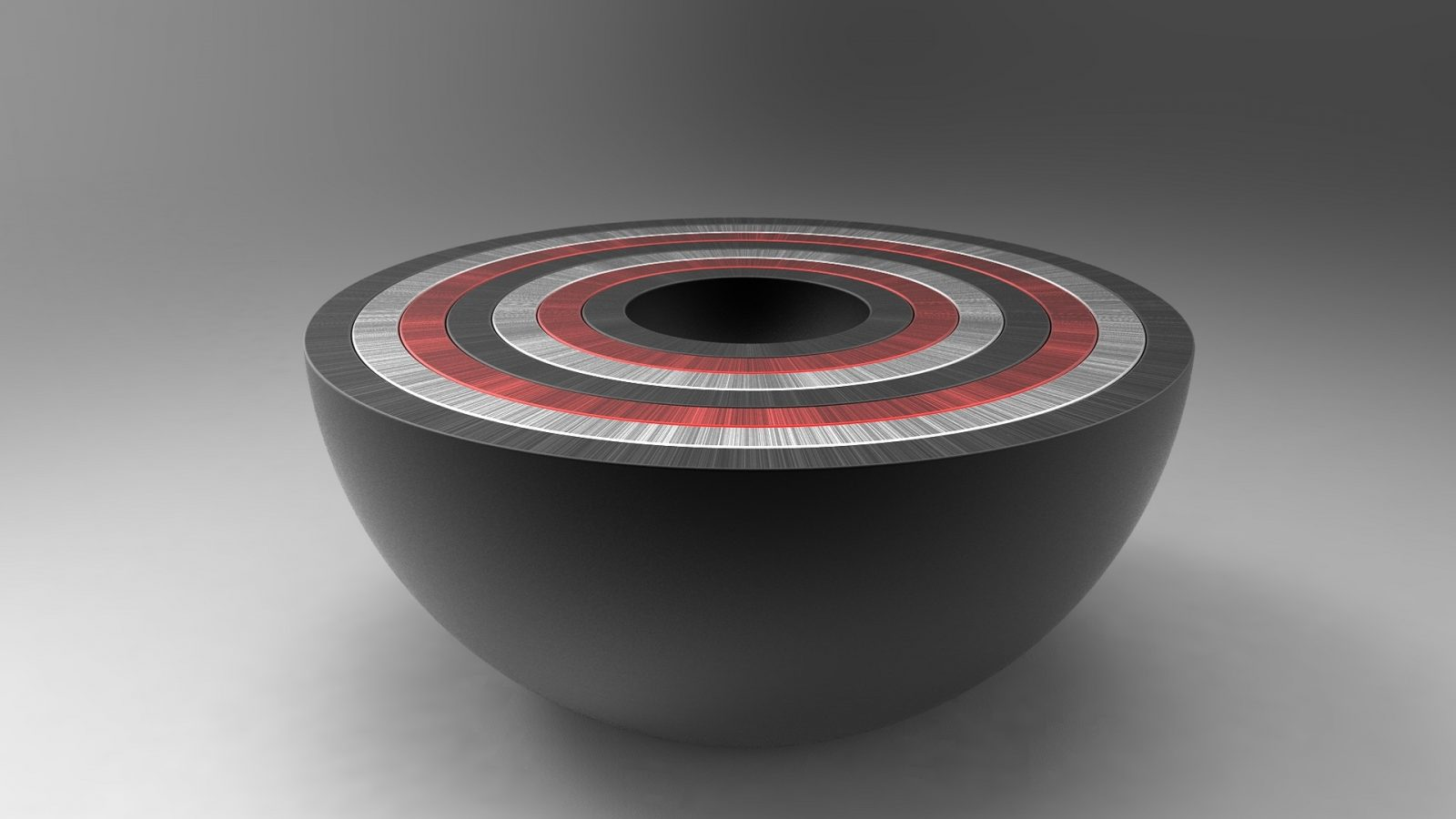 Concentric Bowls