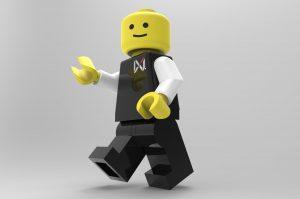 Lego man a