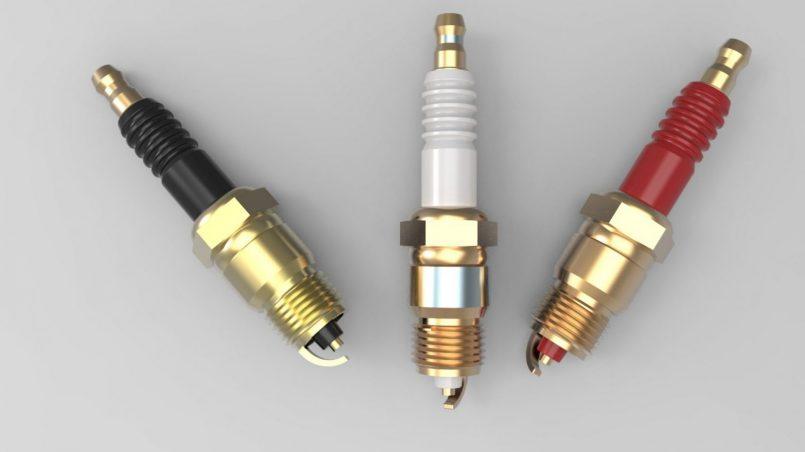 Spark plug a